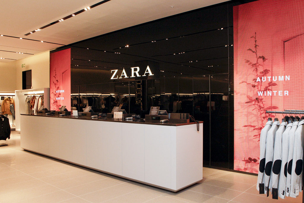 zara vertical retailer Fast fashion is fast becoming the way of the retail world as more and more  a  higher degree of vertical integration, something zara has done,.